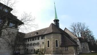 Dornröschenschlaf: Das Kapuzinerkloster steht nach wie vor leer, doch vor kurzem sind zwei neue Interessenten aufgetaucht. Oliver Menge