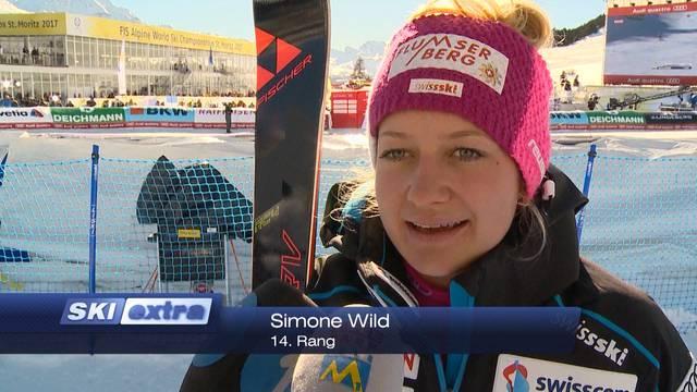 So fieberten Simone Wilds Eltern mit —Er lehrte Trumps Kinder das Skifahren —1. Skilift in St. Moritz