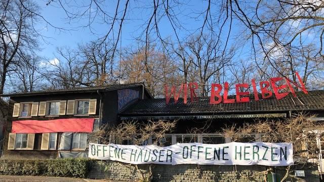 Die «Familie Eichwäldli» muss aus der Soldatenstube in Luzern ausziehen