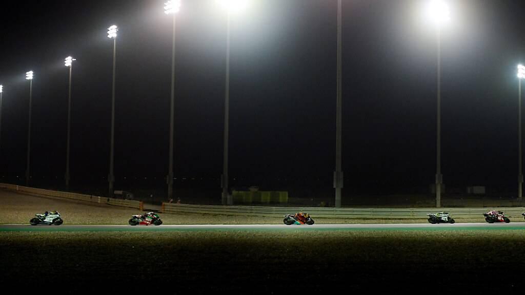 Im November wird in Losail erstmals ein Formel-1-Rennen ausgetragen