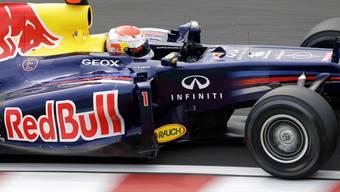 Ein Drittel der Red-Bull-Ausgaben fliessen ins Marketing, unter anderem in ein Formel-1-Team (Archiv)