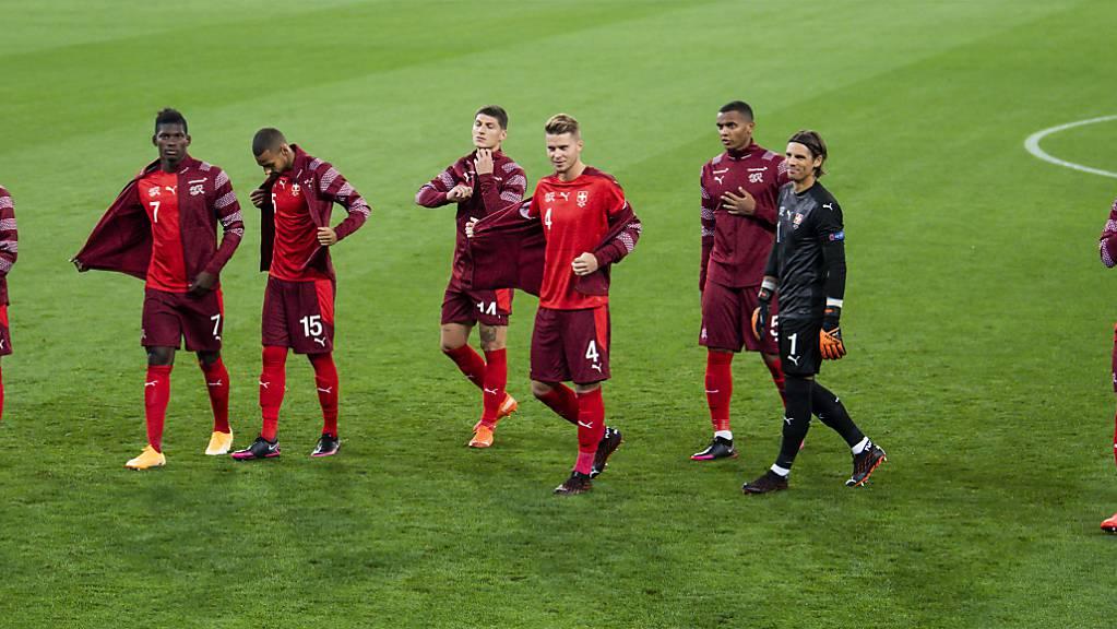 Die Schweizer Nationalmannschaft darf im Heimspiel gegen Kroatien am Mittwoch in St. Gallen wieder auf das Publikum zählen