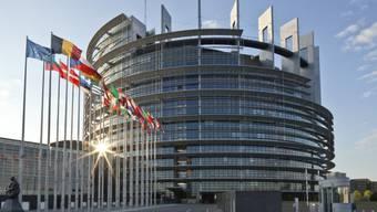 Gebäude des EU-Parlaments in Strassburg (Archiv)