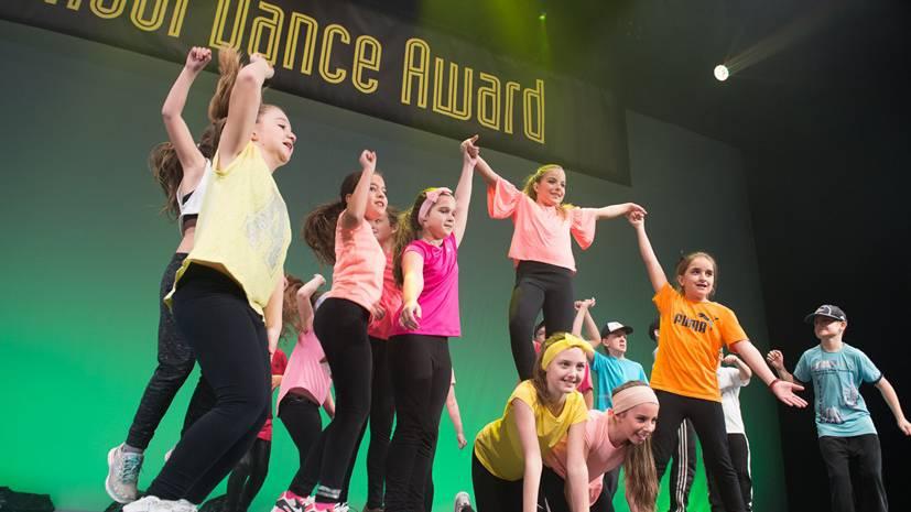 School Dance Award: Junge Talente zeigen ihr Können