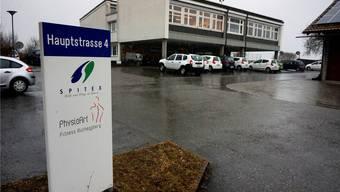 Sitz der Spitex Bucheggberg in Hessigkofen.