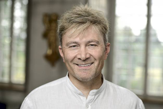Hansruedi Huber, Sprecher Bistum Basel.