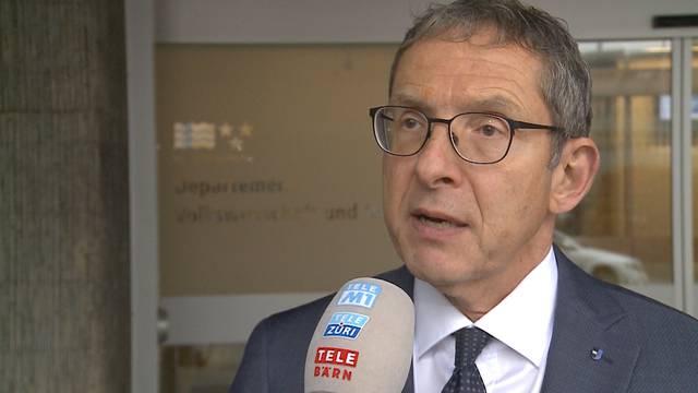 Volkswirtschaftsdirektor Urs Hofmann zum ABB-Verkauf: «Da müssen wir die Augen offen halten»