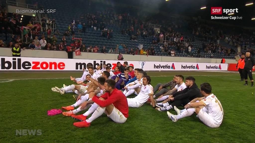Sensation: FC Thun nach 64 Jahren wieder im Cup-Final