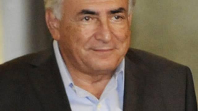 """Strauss-Kahn plädiert auf """"nicht schuldig"""" (Archiv)"""