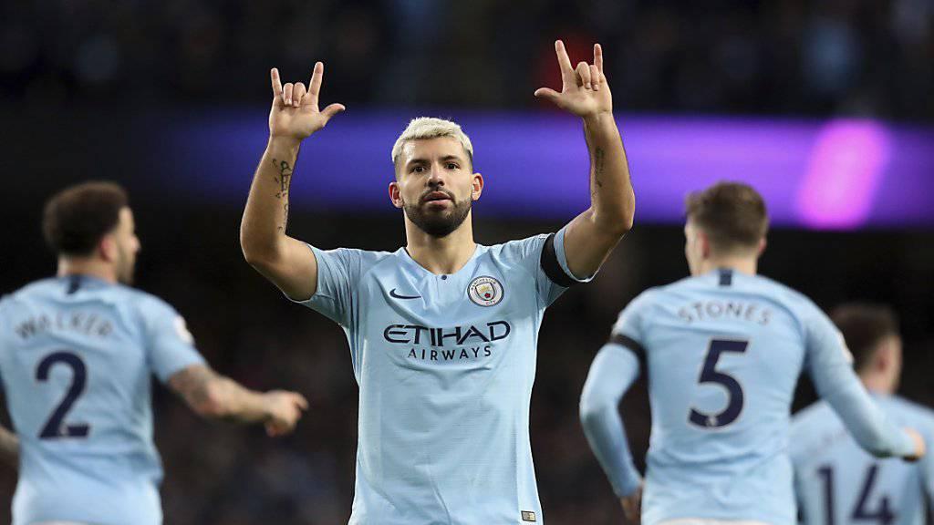 Manchester City demontiert Chelsea