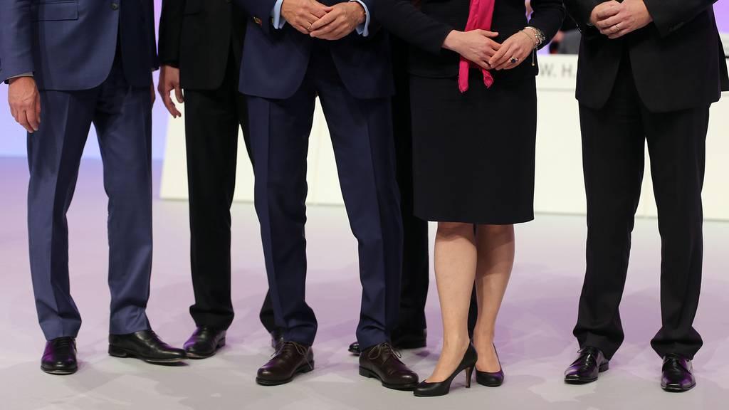Frauen Führung Wirtschaft