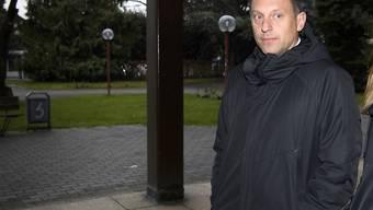 Der ehemalige Tennisprofi Yves Allegro wurde wegen sexueller Nötigung zu einer bedingten Freiheitsstrafe von zwei Jahren verurteilt.