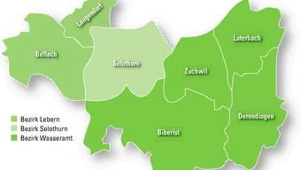 Fusionsstudie Grossraum Solothurn: Wie stellen sich denn die Gemeindepräsidenten zum Vorhaben?