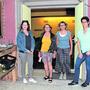 Die Vertreterinnen der Spartengruppen sind parat (von links): Esther Weiss, Heidi Balmer, Sue Luginbühl und Gabi Umbricht. Es fehlt Sibylle Michel.