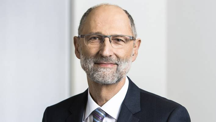 Neuer TNW-Präsident: Ralph Lewin.