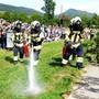 Drei Feuerwehren des Niederamts zeigten am vergangenen Samstag, was es heisst, ein Feuerwehrmann zu sein.