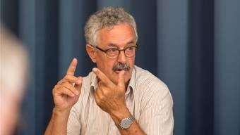 Der Schinznacher Grünen-Politiker Robert Obrist hat sich einen Namen gemacht als Finanzpolitiker.