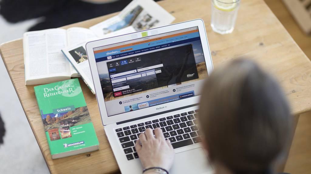 Fast drei Viertel shoppen online