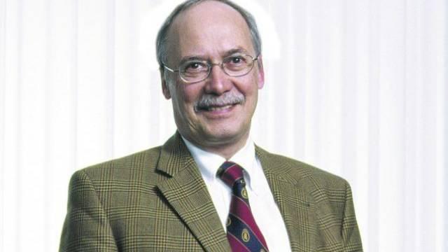Gerhard Schwarz (61) ist Direktor von Avenir Suisse.  Foto: Keystone