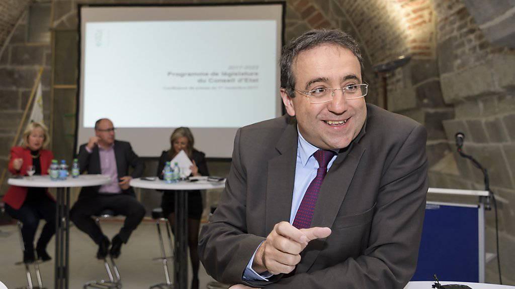 Der Waadtländer Finanzdirektor Pascal Broulis (FDP) und die Waadtländer Regierung wollen die Unternehmenssteuern bereits auf 2019 senken.