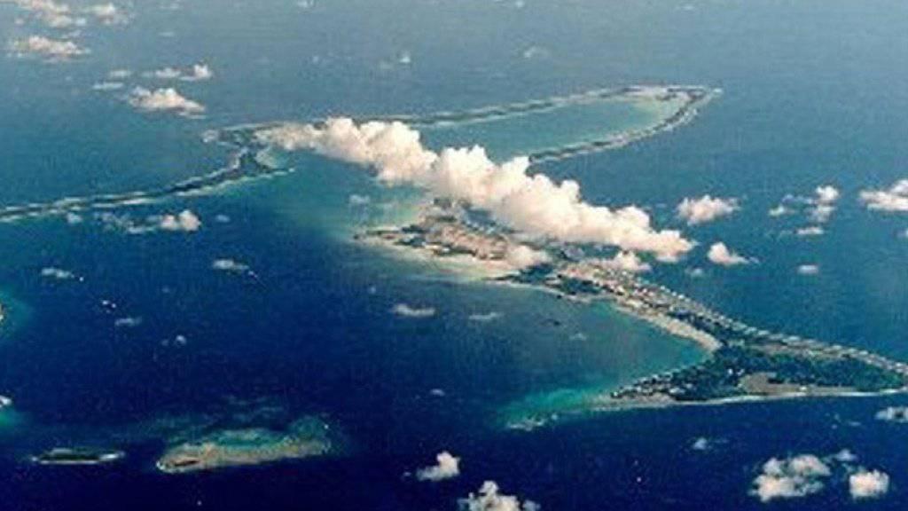 London soll die Kontrolle über die Chagos-Inseln im Indischen Ozean an Mauritius abtreten, fordert die Uno-Vollversammlung. (Archivbild)