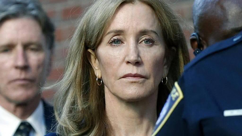 Felicity Huffman aus Haft entlassen