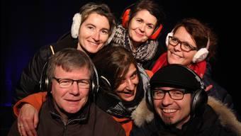 Warmes auf die Ohren: Die Kulturkommission freut sich auf das Programm.
