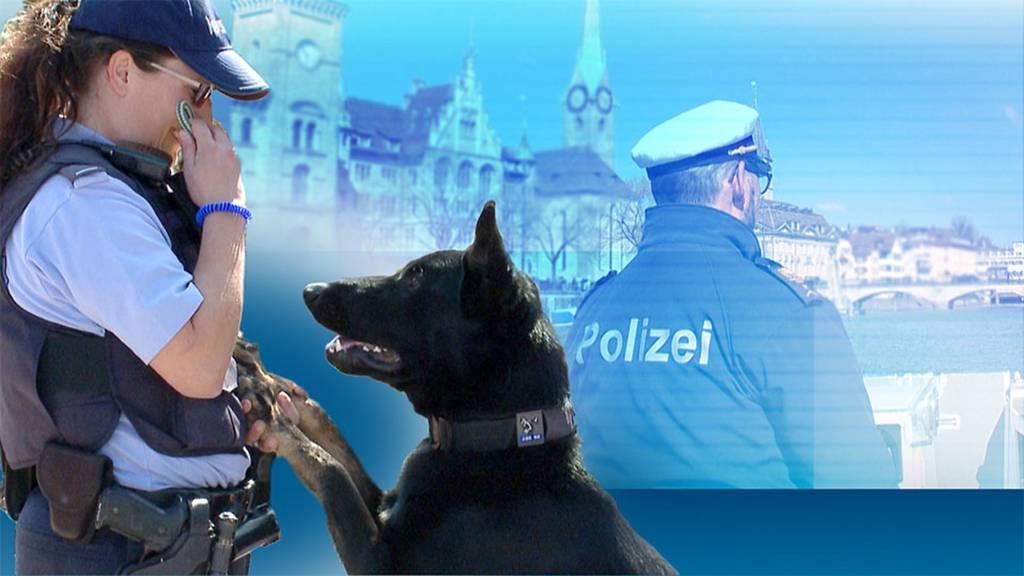 Polizei sucht Nachwuchs