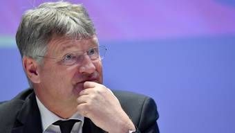 AfD-Co-Chef Jörg Meuthen.