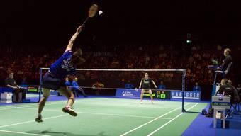 Die Zuschauer sahen grandioses Badminton.