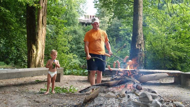 Gemütliches Bräteln im Wald bleibt verboten
