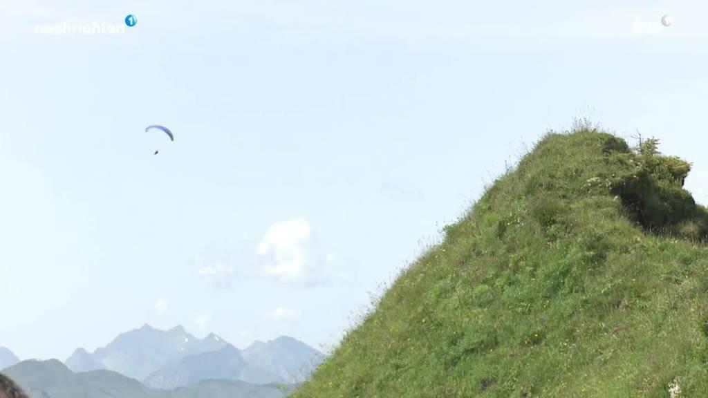 Hike & Fly wird immer beliebter