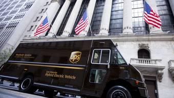 Der Dow-Jones-Index gewinnt drei Prozent (Symbolbild)