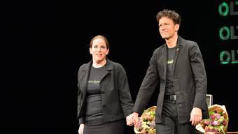 Schweizer Kabarett-Preis Cornichon 2014 geht an das Duo schön&gut