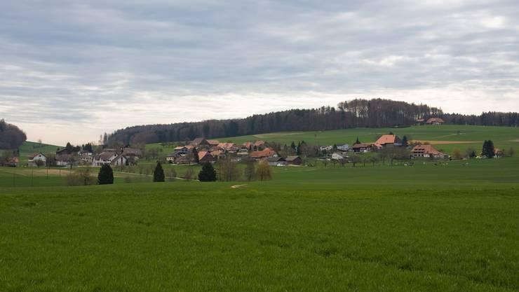 Bei Lüterswil soll das Freilichtspiel aufgeführt werden (Archiv)