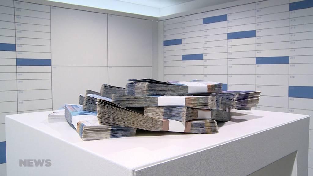 Falsche Polizisten ergaunern mehrere Hunderttausend Franken