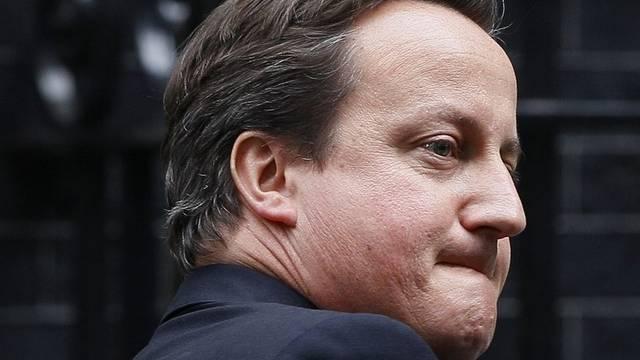 Premierminister Cameron will von nichts gewusst haben