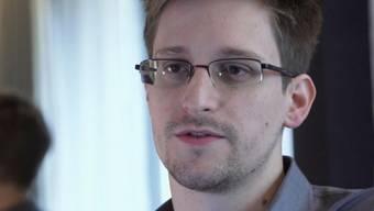 Edward Snowden (Archivbild) brachte den NSA-Abhörskandal ins Rollen.