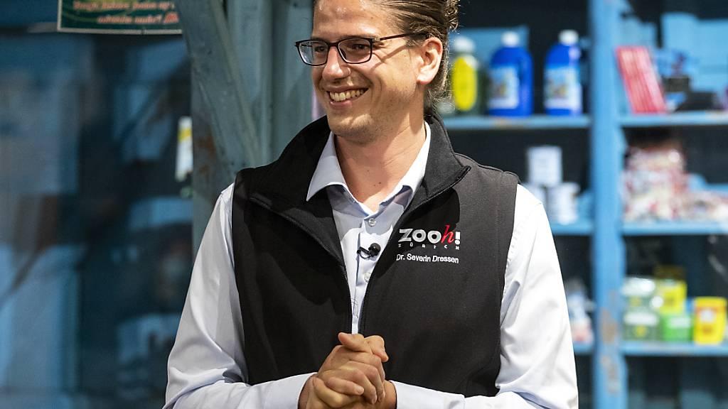 Severin Dressen übernimmt ab 1. Juli die Nachfolge von Alex Rübel als Direktor des Zoo Zürich.