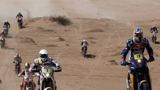 Die Rallye Dakar geht aus Sicherheitsgründen bis mindestens 2012 in Südamerika über die Bühne