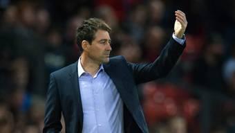 Ex-FCA-Trainer René Weiler in Anderlecht entlassen