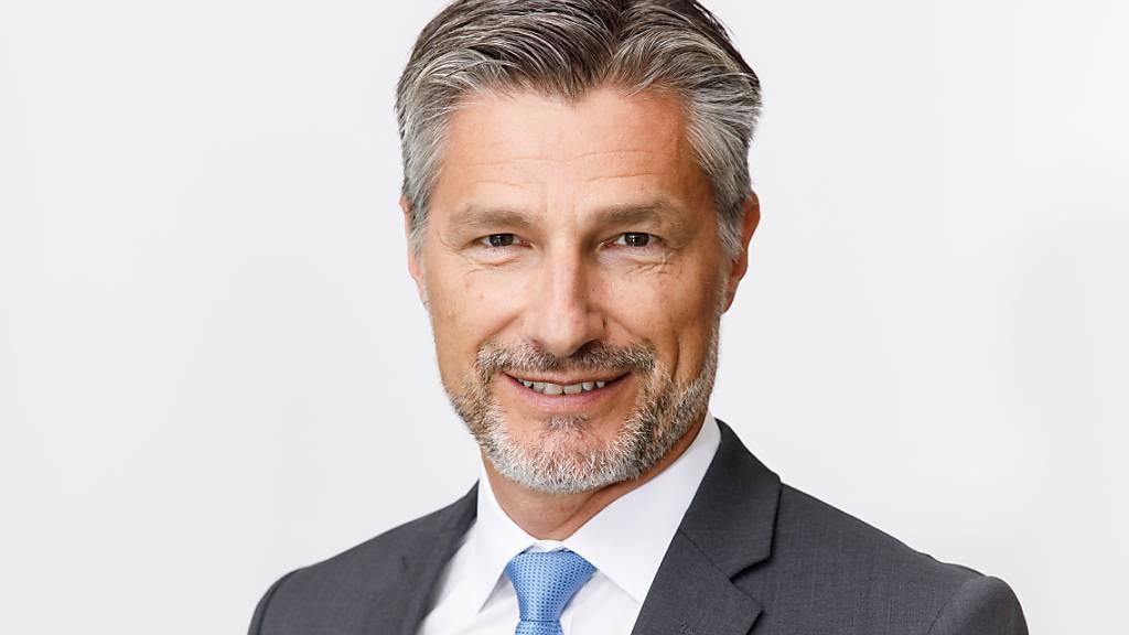 ZKB ernennt Urs Baumann per September 2022 zum neuen CEO