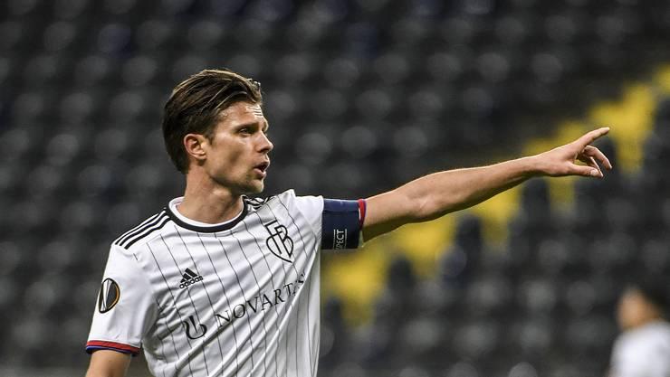 Valentin Stocker hat mit den FCB-Verantwortlichen gemäss eigener Aussage Klartext gesprochen.