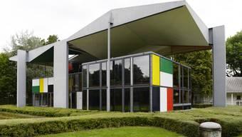 Das Centre Le Corbusier/Museum Heidi Weber im Zürcher Seefeld.