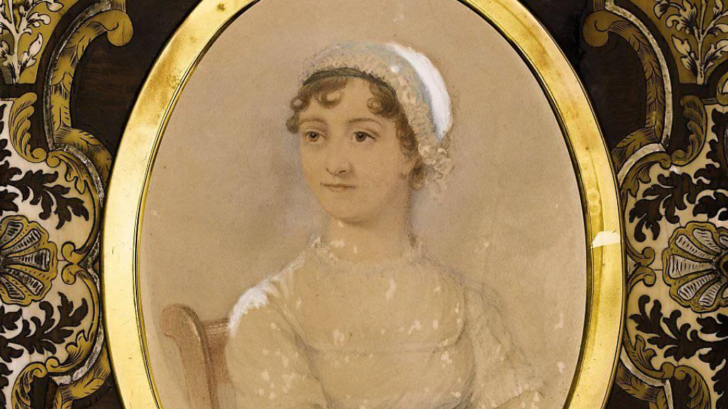 Die Schriftstellerin Jane Austen stellte sich als Jugendliche zwei Eheurkunden mit vermutlich erfundenen Männern aus, wie Forscher herausgefunden haben. Dabei blieb sie zeitlebens ledig. (Archivbild)