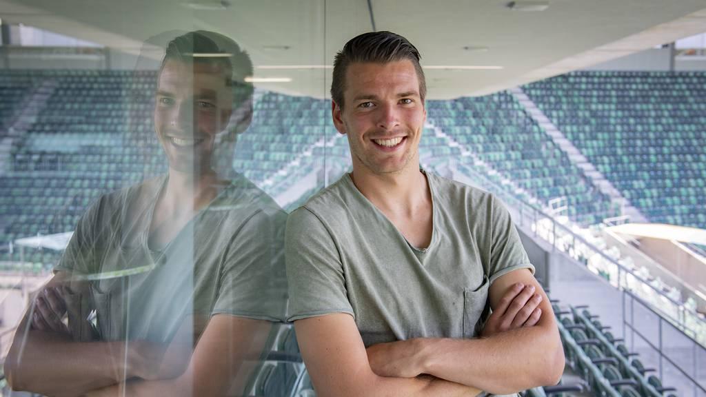 Lukas Görtler: «Ich habe in St.Gallen alles, was ich will»