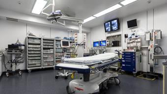 Ab nächstem Jahr ist die Spitalfinanzierung der öffentlichen Hand ausschliesslich Sache des Kantons. (Symbolbild)