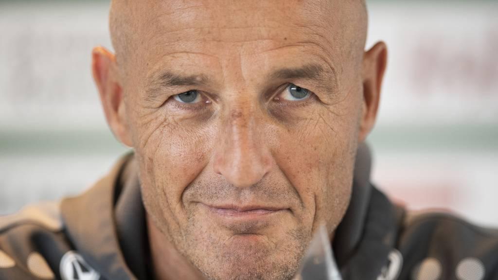 Peter Zeidler als «Best Coach 2020» nominiert