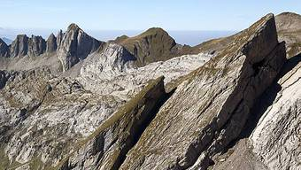 Bergspitzen im Säntisgebiet (Archiv)