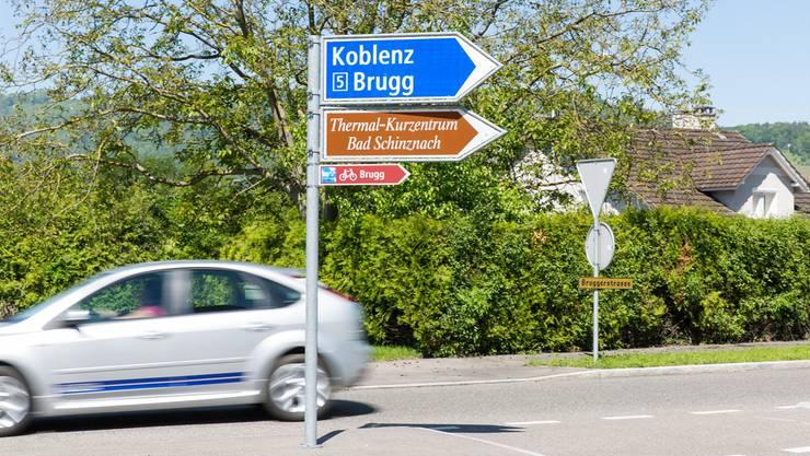 Richtung Brugg oder nicht? Die Gemeindeversammlung entscheidet.